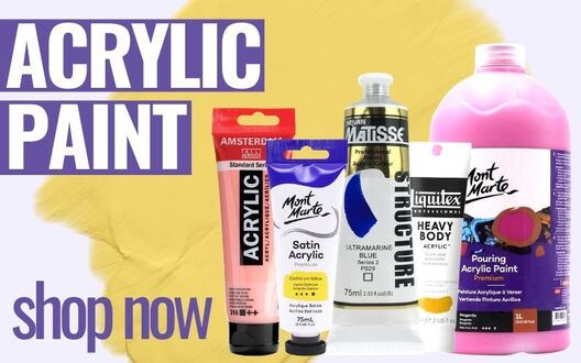 Discount Art Supplies Online (Same Day Shipping) | Art Shed