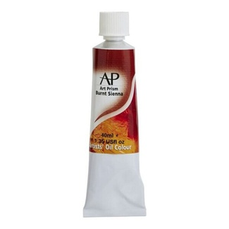 Art Prism Oil Paint 40ml - Burnt Sienna