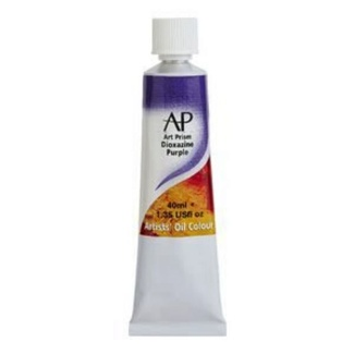 Art Prism Oil Paint 40ml Dioxazine Purple