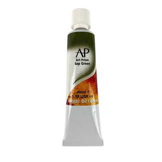Art Prism Oil Paint 40ml - Sap Green