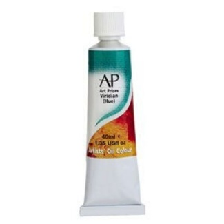 Art Prism Oil Paint 40ml Viridian Hue