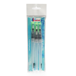 Art Spectrum Aqua Brush Set of 3 - Round Tip Medium
