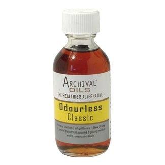 Archival Odourless Oil Medium Classic - 100ml