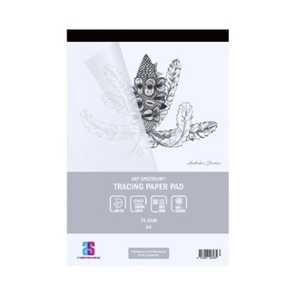 Art Spectrum Tracing Paper Pad A4 75gsm 50 Sheets