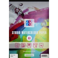 Art Spectrum Studio Watercolour Pad - A3 300gsm Rough