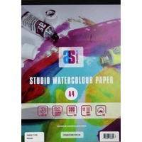 Art Spectrum Studio Watercolour Pad - A4 300gsm Rough