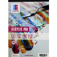Art Spectrum Acrylic Paint Pad A4 400gsm