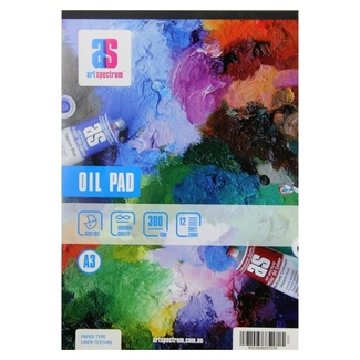 Art Spectrum Oil Paint Pad A3 300gsm