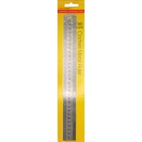 Craft Metal Ruler 30cm