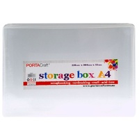 Storage Box A4 216x304x55mm