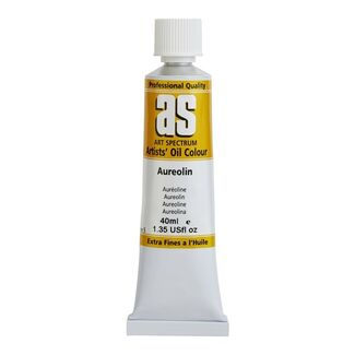 Art Spectrum Oil 40ml S5 - Aureolin