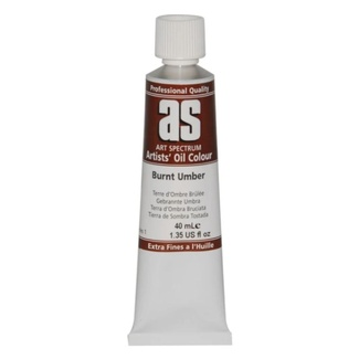 Art Spectrum Oil 40ML Series 1 - Burnt Umber