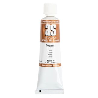 Art Spectrum Oil 40ML Series 3 - Copper