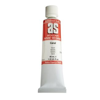 Art Spectrum Oil 40ml S3 - Coral
