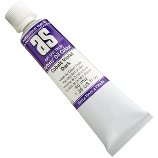 Art Spectrum Oil 40ml S5 - Cobalt Violet Dark