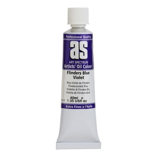 Art Spectrum Oil 40ml S3 - Flinders Blue Violet Dark