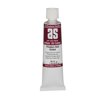 Art Spectrum Oil 40ml S3 - Flinders Red Violet