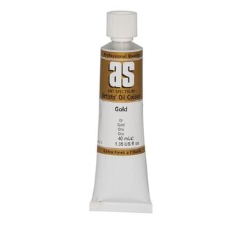Art Spectrum Oil 40ml S3 - Gold