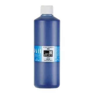 Art Spectrum Pigmented Ink 500ml - Blue