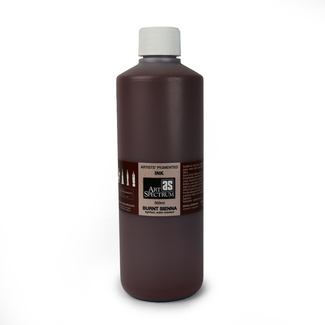 Art Spectrum Pigmented Ink 500ml - Burnt Sienna