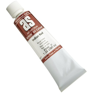 Art Spectrum Oil 40ML Series 1 - Indian Red