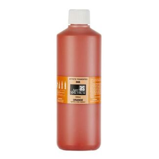 Art Spectrum Pigmented Ink 500ml - Orange