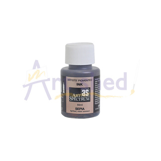 Art Spectrum Pigmented Ink 50ml - Sepia