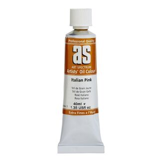 Art Spectrum Oil 40ml S3 - Italian Pink