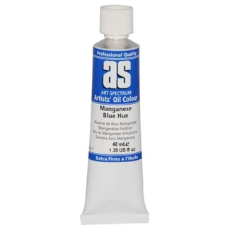 Art Spectrum Oil 40ml S1 - Manganese Blue Hue