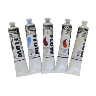 Matisse Flow Acrylic Paint 5 x 75ml Bundle - Australian Landscape