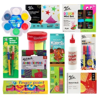 Kids Mega Craft Pack | Includes 84 pieces | Value Pack