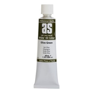Art Spectrum Oil 40ML Series 2 - Olive Green