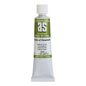 Art Spectrum Oil 40ml S3 - Oxide Of Chromium