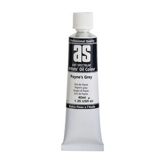 Art Spectrum Oil 40ML Series 1 - Paynes Grey