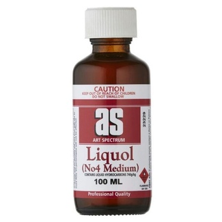 Art Spectrum 100ml - Painting Medium No.4 (Liquol)