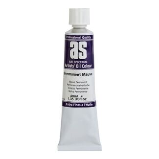 Art Spectrum Oil 40ml S2 - Permanent Mauve