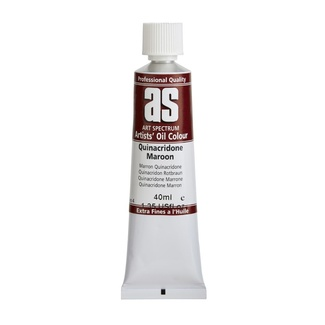 Art Spectrum Oil 40ml S4 - Quinacridone Maroon