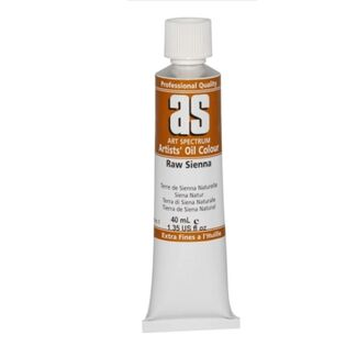 Art Spectrum Oil 40ML Series 1 - Raw Sienna