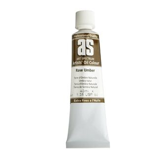 Art Spectrum Oil 40ml S1 - Raw Umber
