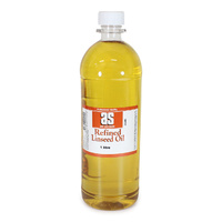 Art Spectrum Refined Linseed Oil - 1L