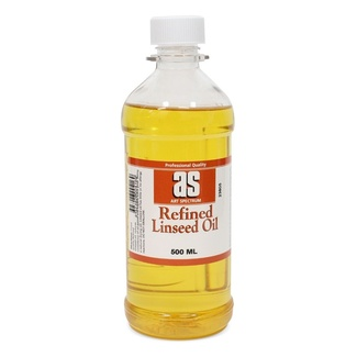 Art Spectrum 500ml - Refined Linseed Oil