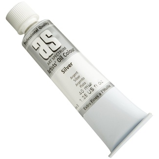 Art Spectrum Oil 40ml S3 - Silver
