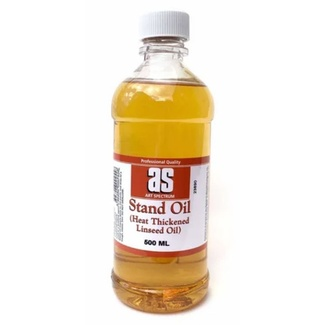 Art Spectrum 500ml -  Stand Oil (Heat Thickened Linseed Oil )