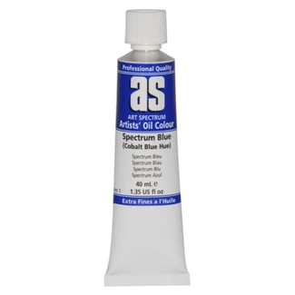 Art Spectrum Oil 40ML Series 1 - Spectrum Blue
