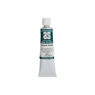 Art Spectrum Oil 40ml S1 - Spectrum Viridian