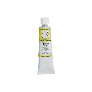 Art Spectrum Oil 40ML Series 2 - Titanium Yellow