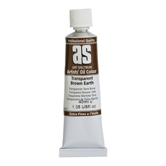Art Spectrum Oil 40ml S1 - Transparent Brown Earth