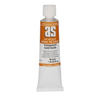 Art Spectrum Oil 40ml S2 - Transparent Gold Oxide