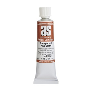 Art Spectrum Oil 40ML Series 1 - Transparent Pink Oxide