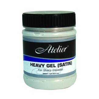 Atelier 250ml - Impasto Heavy Gel (Satin)